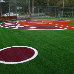 baseball turf and mats